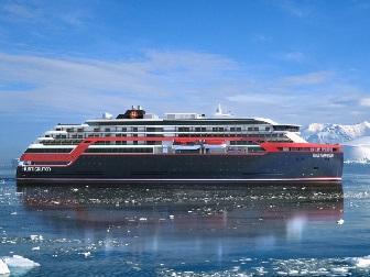 外観© Hurtigruten