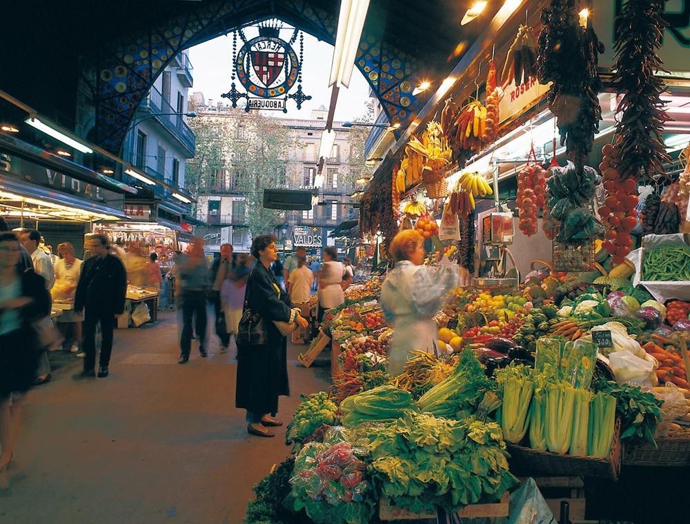 サンジョセフ市場/イメージ