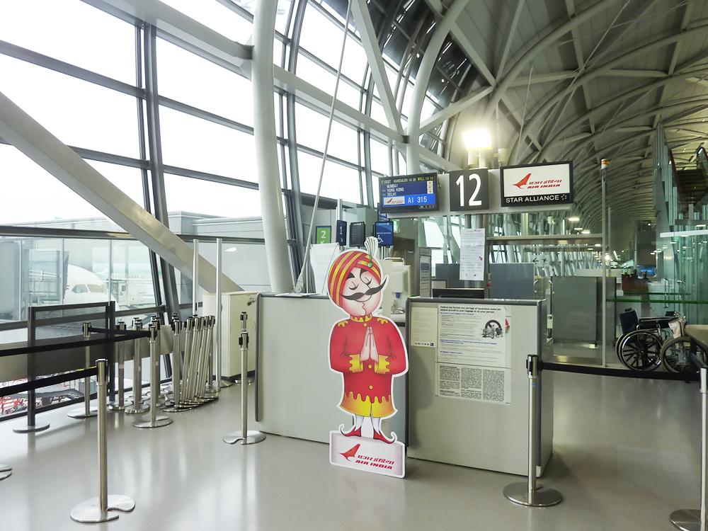 搭乗口(関西空港/イメージ