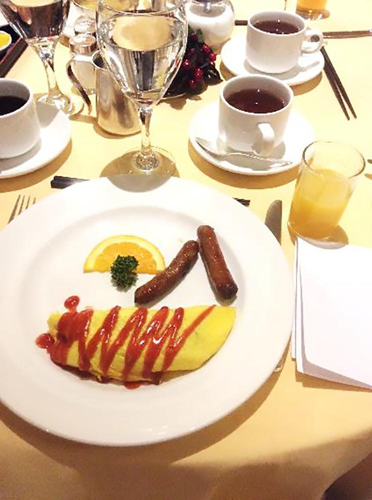 朝食 / イメージ
